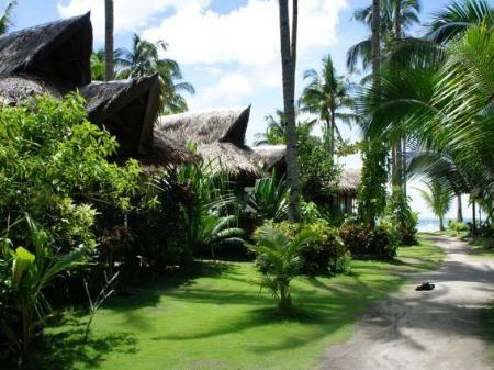 Exterior view Siargao Inn Beach Resort