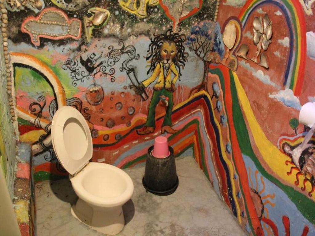 Bathroom Rasta Home