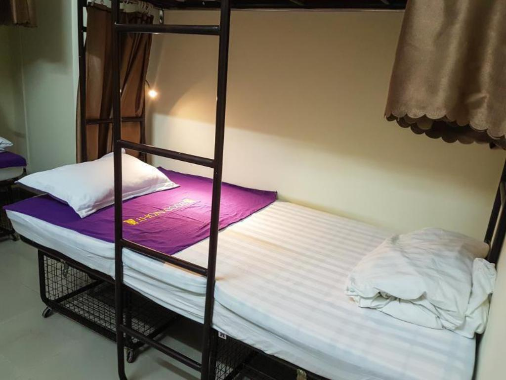 1 Person in 4-Bed Dormitory - Mixed - Bed Backpack Abode Hostel