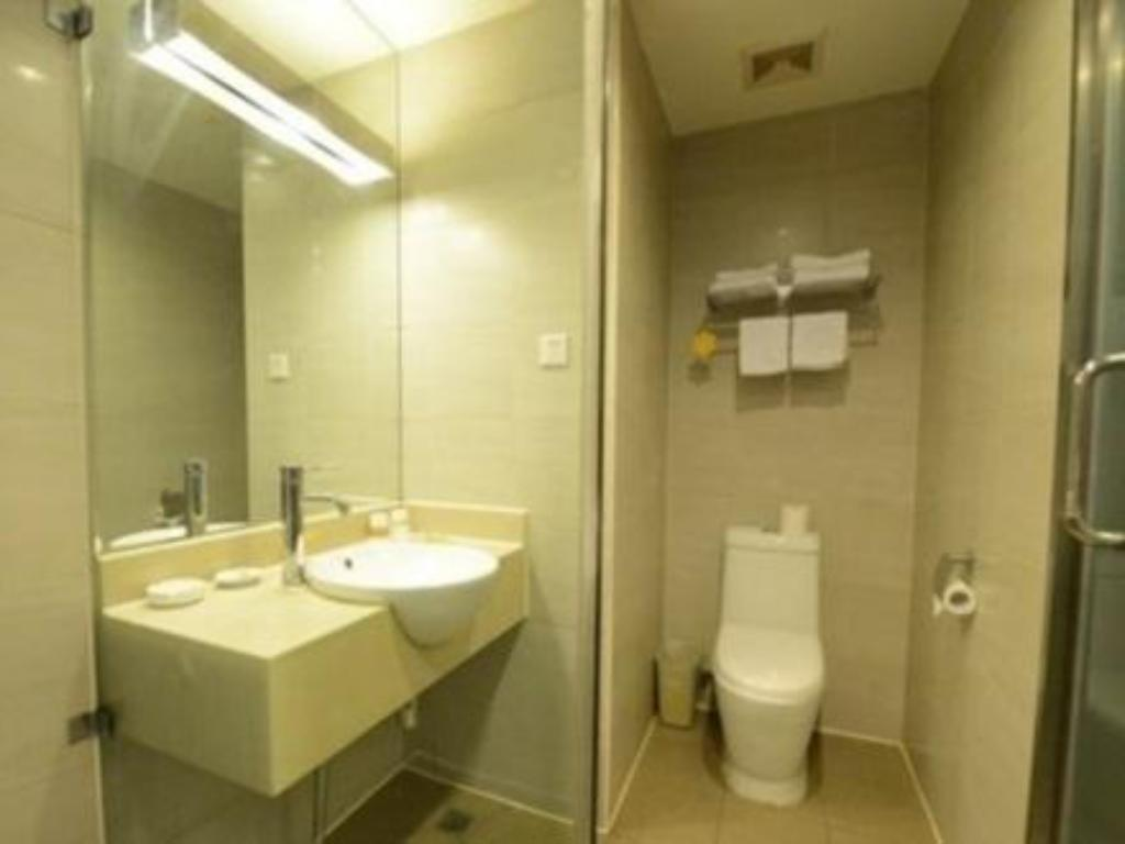 Bathroom Goldmet Inn Taiyuan Dananmen Branch