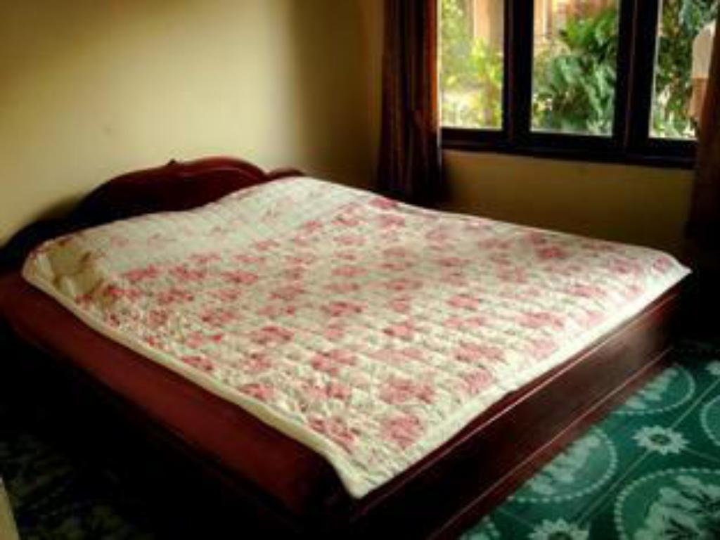 Standard Double Bed - Bed Phetthavone Guesthouse