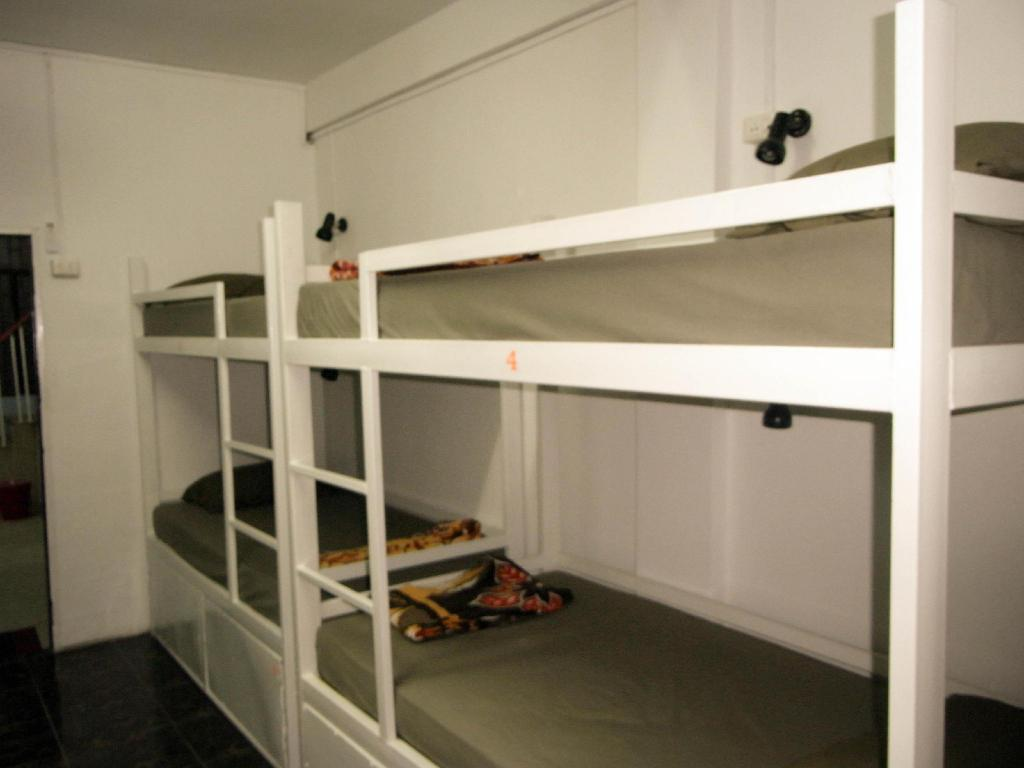 Mixed Dormitory - Bed Feel At Home Backpackers