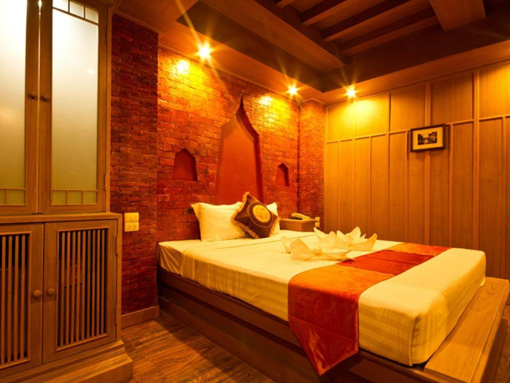 Interior view Khum Jao Luang Boutique Hotel