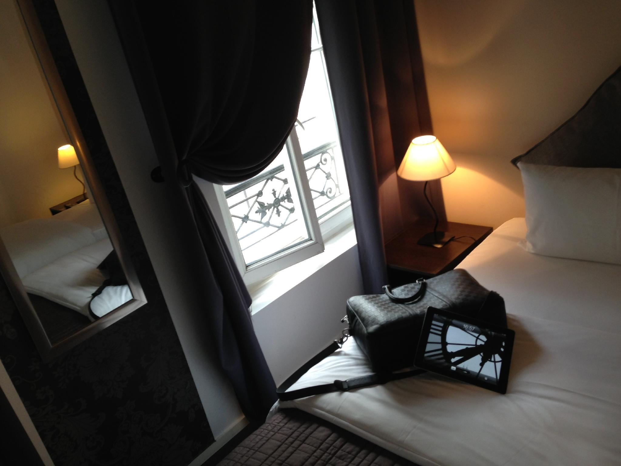 Chambre Double Confort (Comfort - Double Room)