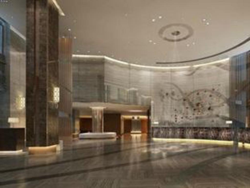 Lobby Holiday Inn Shanghai Hongqiao