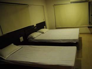 Triple Bed with Air Conditioning