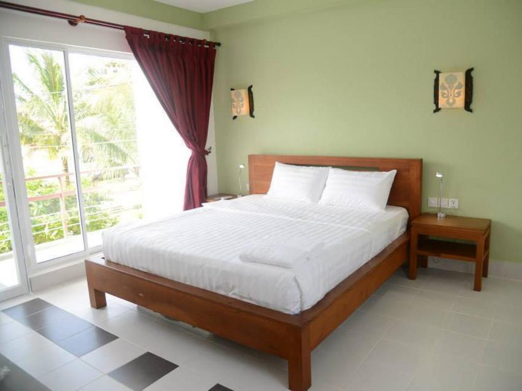 Standard Double - Bed Ropanha Boutique Hotel