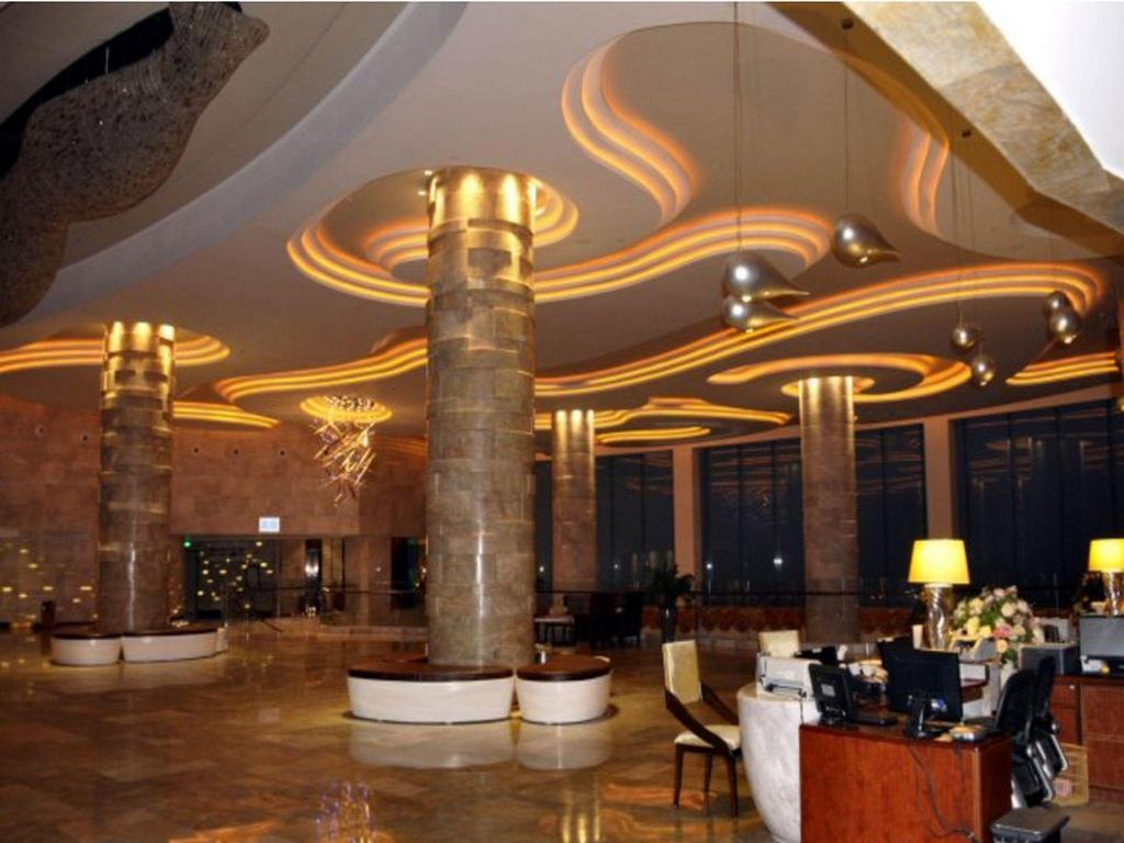 Empfangshalle Days Hotel and Suites Yangjiang
