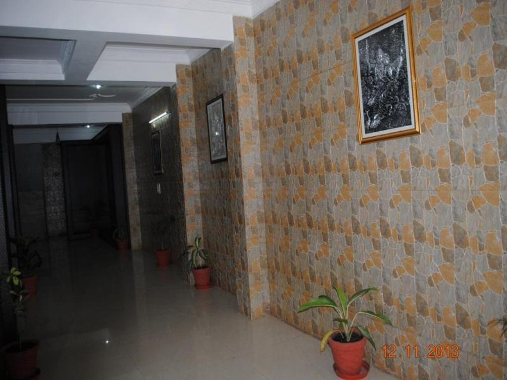 Interior view Anandam Resort