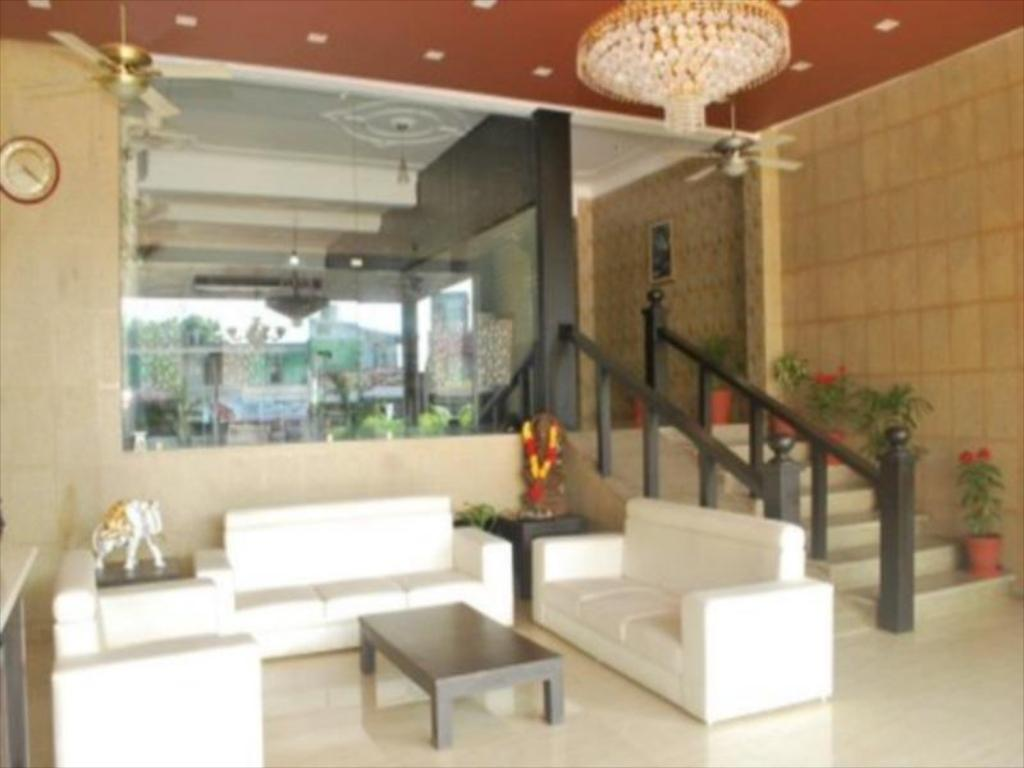 Lobby Anandam Resort
