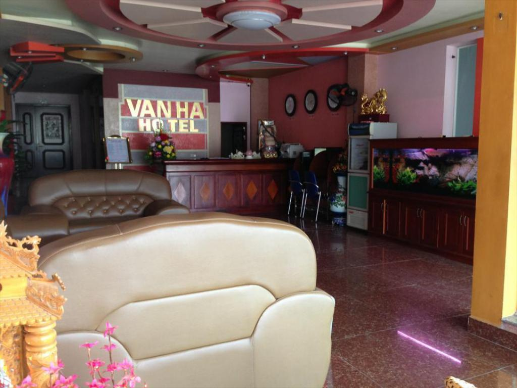 Interior view Van Ha Hotel