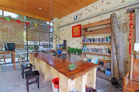 Lobby Yangshuo West Street Taste -Impress Holiday Hotel