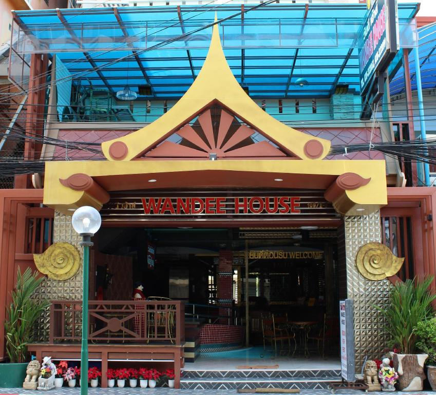 More about Wandee House Jomtien