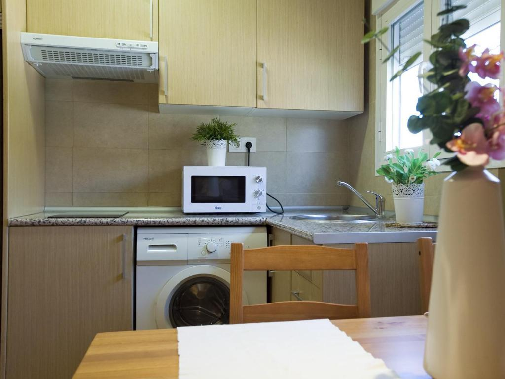 kitchen Apartamentos Apr Numancia