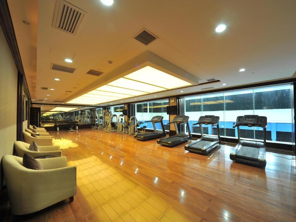 Fitnes center Xiamen Aqua Resort