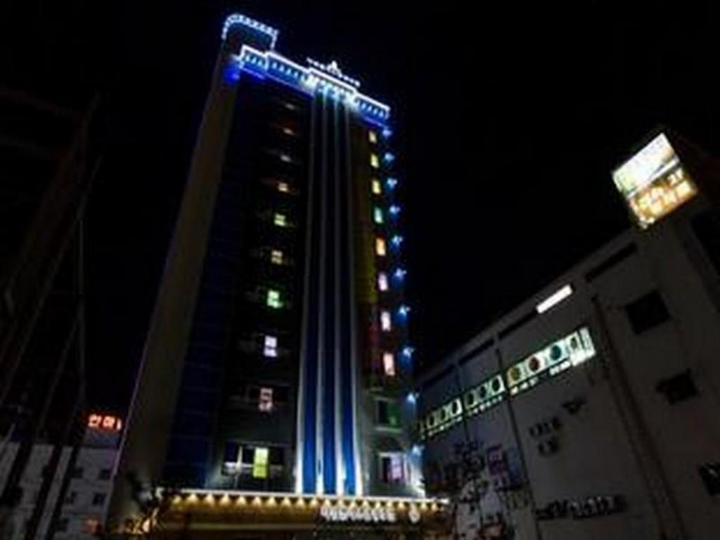 Exterior view Tower Palace Tourist Hotel