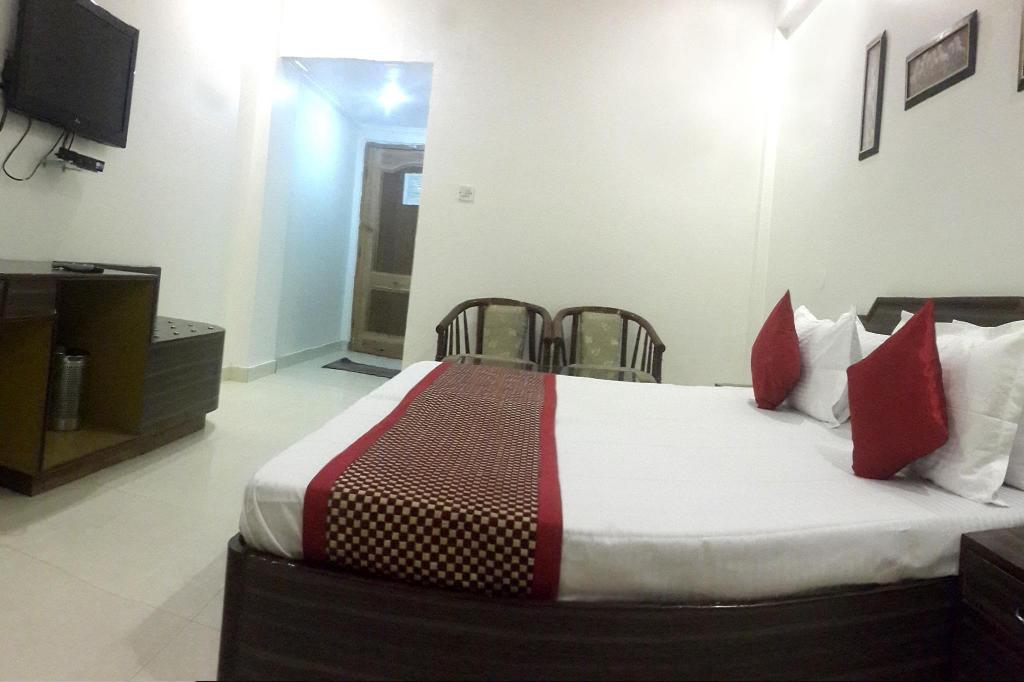 Bed Hotel Jagdish Residency