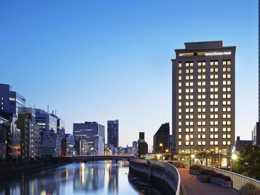 More About Mitsui Garden Hotel Osaka Premier