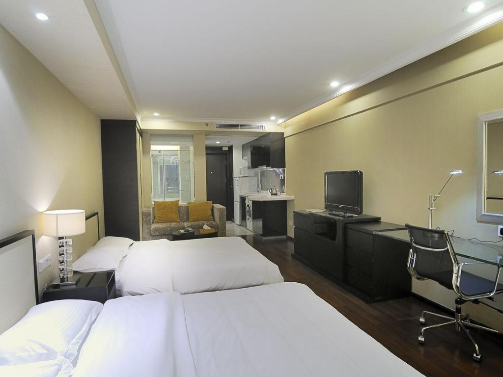 Grand Deluxe Rooms - Bilik tetamu Private Apartments - The New Pearl River Offshore Branch