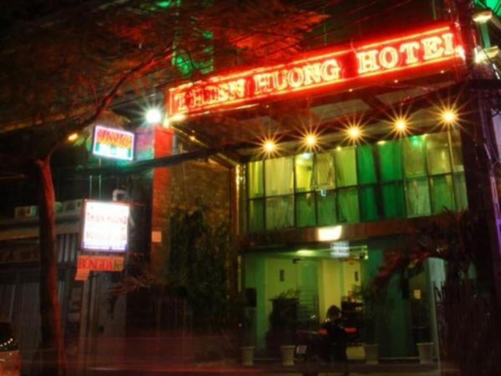 Exterior view Thien Huong Hotel