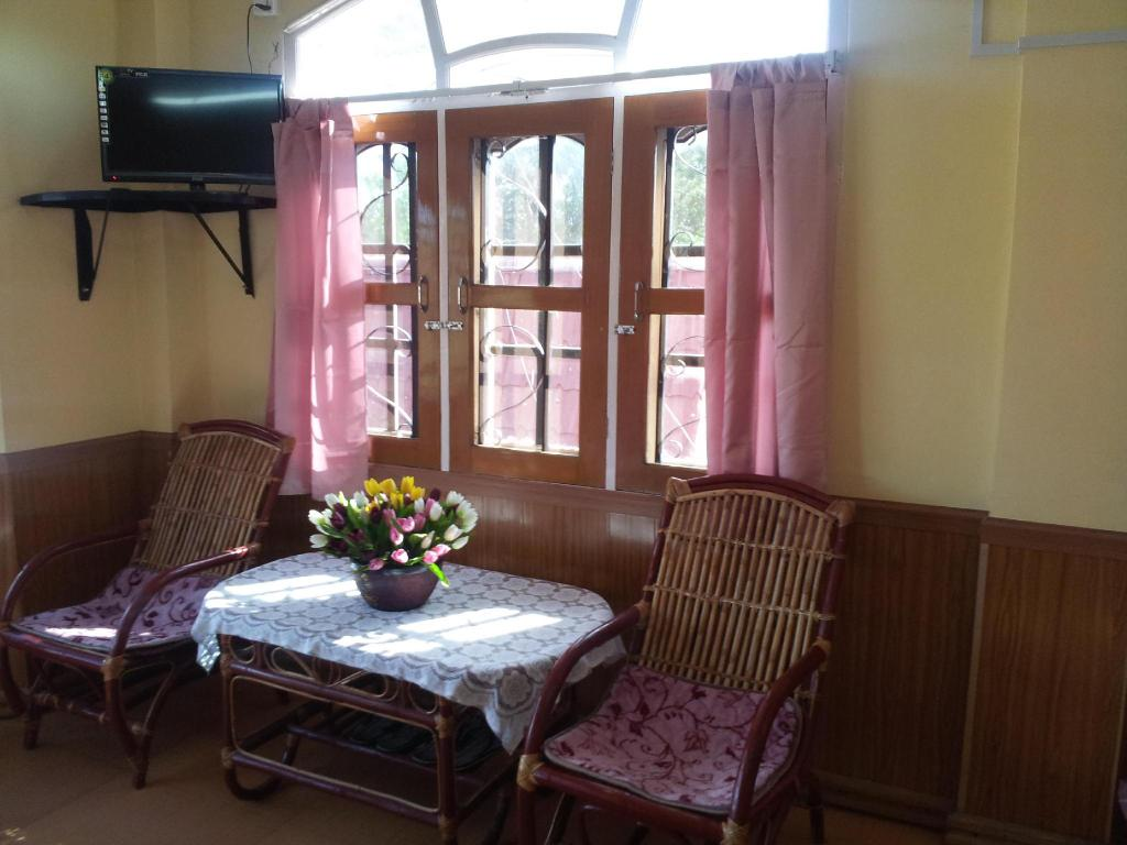 Interior view Royal Flower Guest House