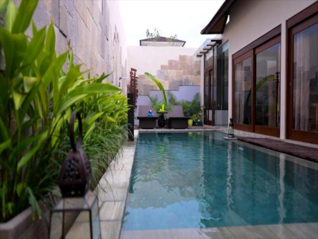 Πισίνα Zoe Private Pool Villas Canggu Bali