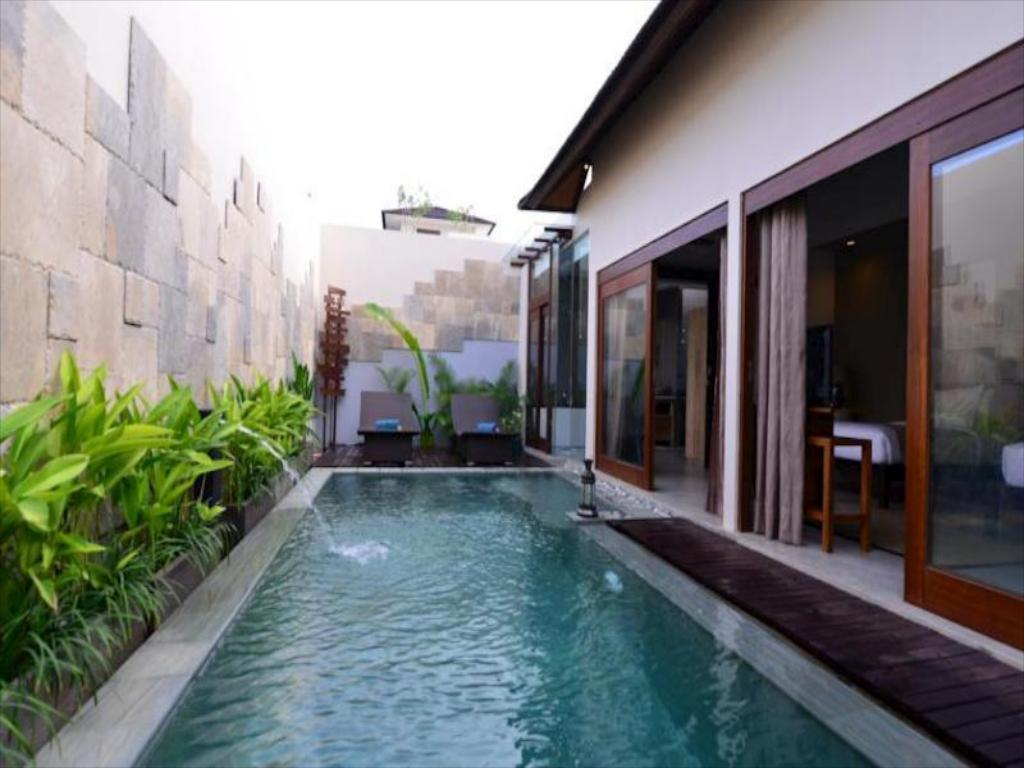 Zoe Private Pool Villas Canggu Bali