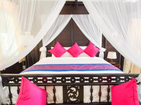 Suite - Bed Wiang Chang Klan Boutique Hotel