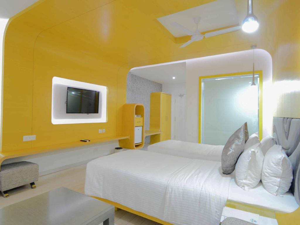 Grande Studio - Guestroom Grande Bay Resort at Mahabalipuram
