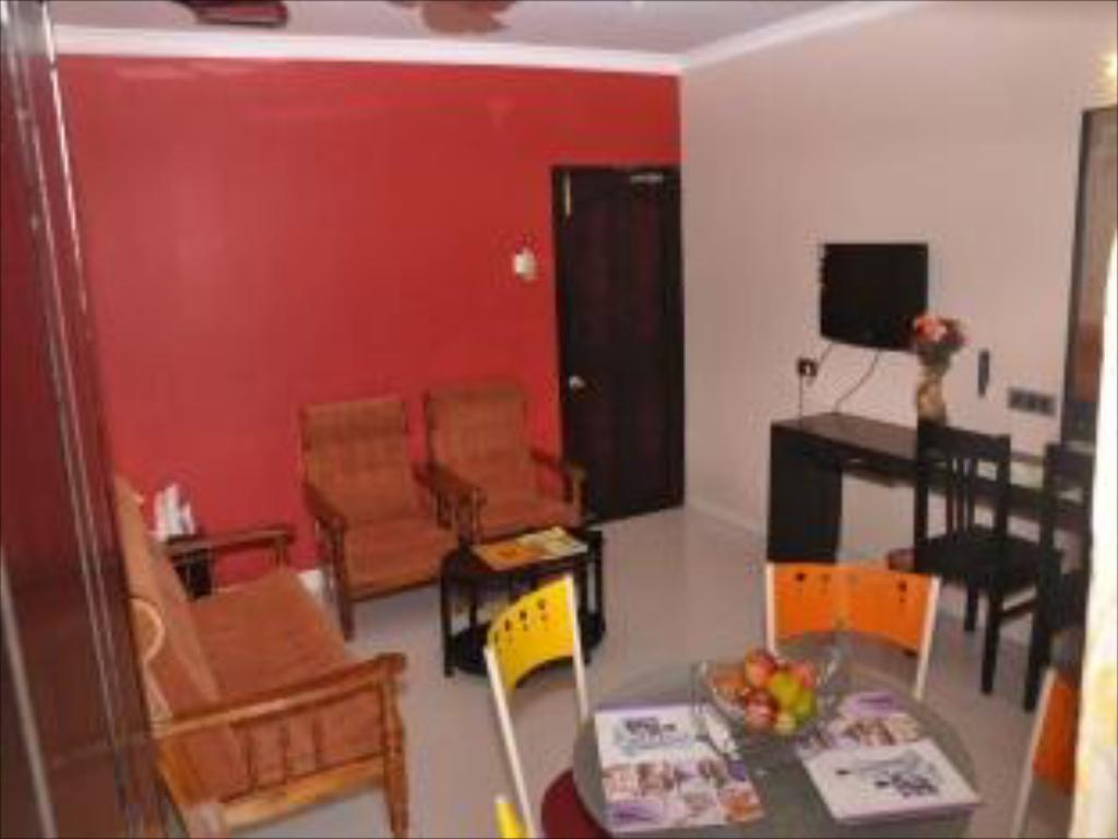 Interior view ITL Residency
