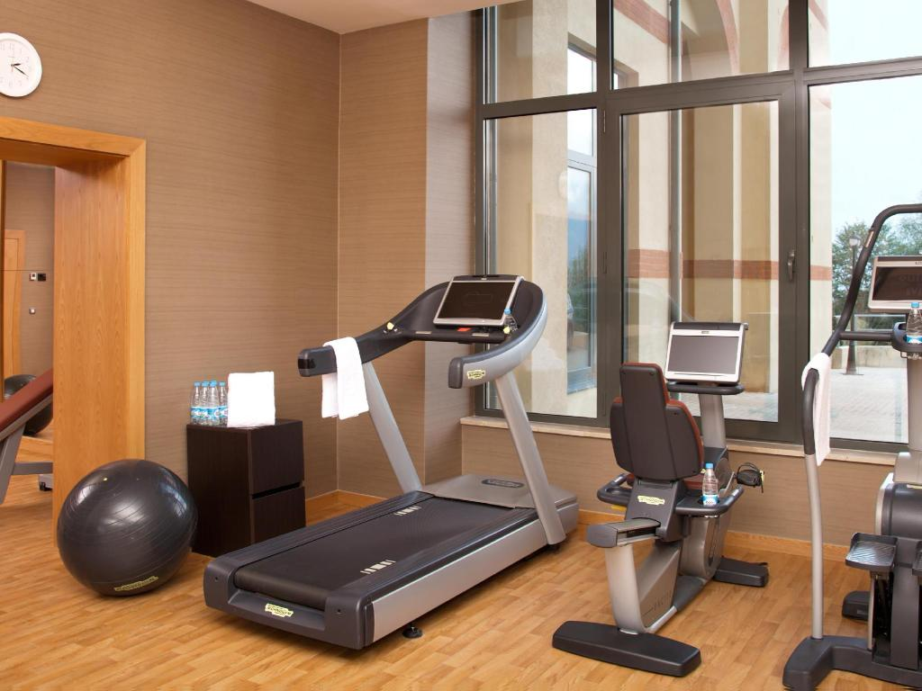 Fitnes center Solis Sochi Hotel
