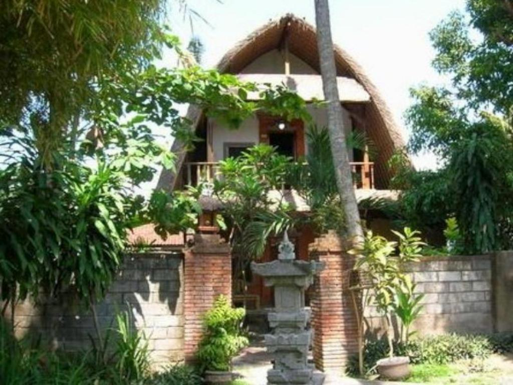 Exterior view Bali Kembali Sanur Cottages