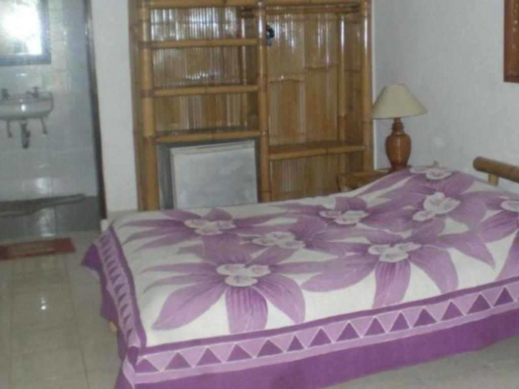 Double Room - Bed Bali Kembali Sanur Cottages