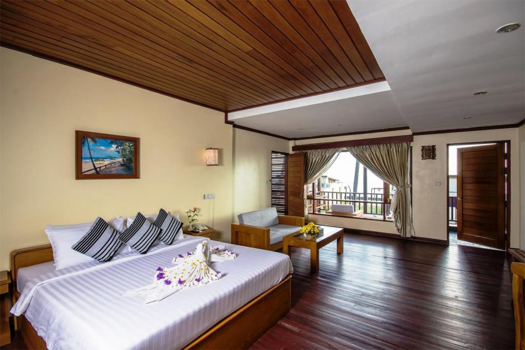Executive Deluxe Merciel Retreat & Resort Ngapali