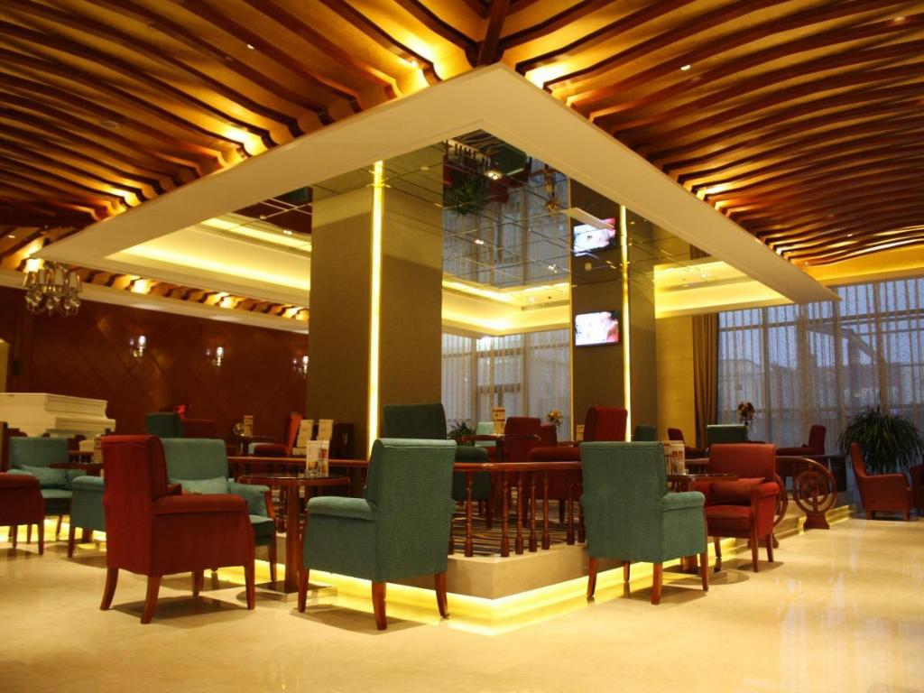 Lobi Grand Skylight International Hotel Wu Hai