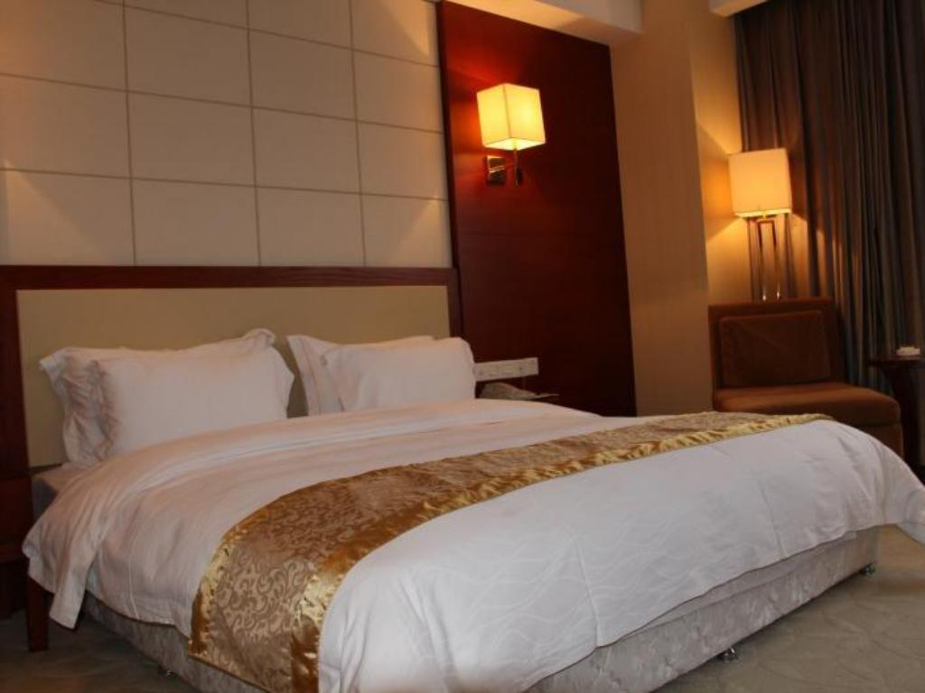 Deluxe Single Room - Bed Fenghua Flourishing Hotel