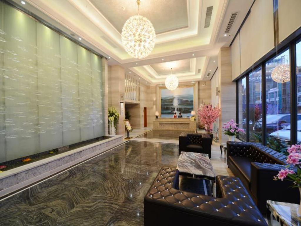 Interior view Qionghai Haoquan Boutique Hotel