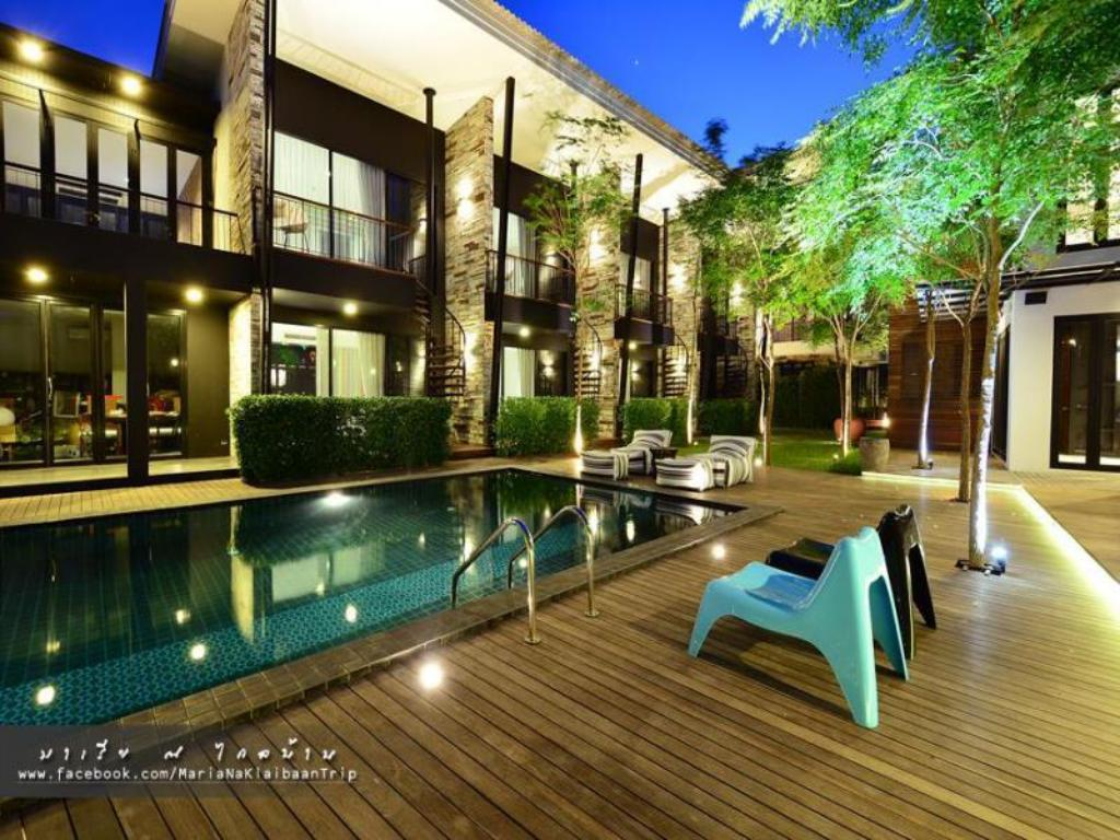 bazen The Blue Sky Resort @ Hua Hin