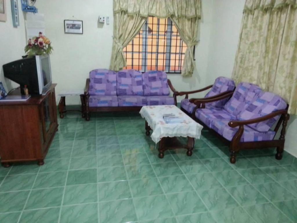 Interior view Walid Raja Homely Stay 88A