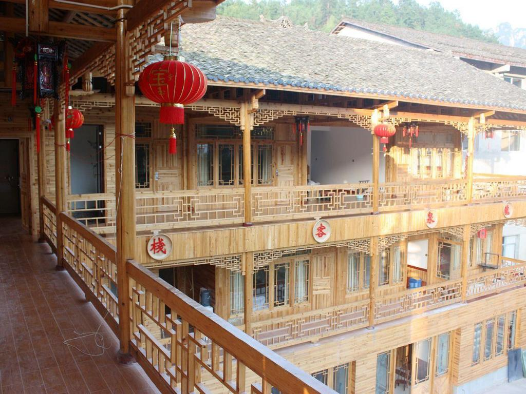 More about Zhangjiajie Longquan Inn