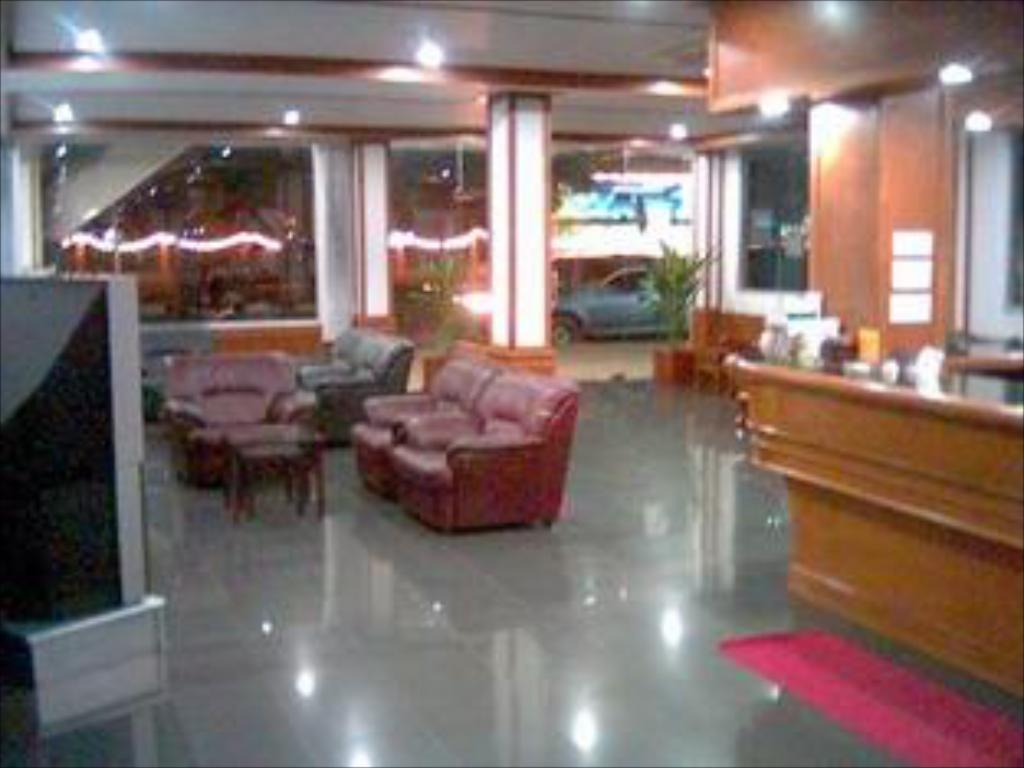 Interior view Leamsai Hotel