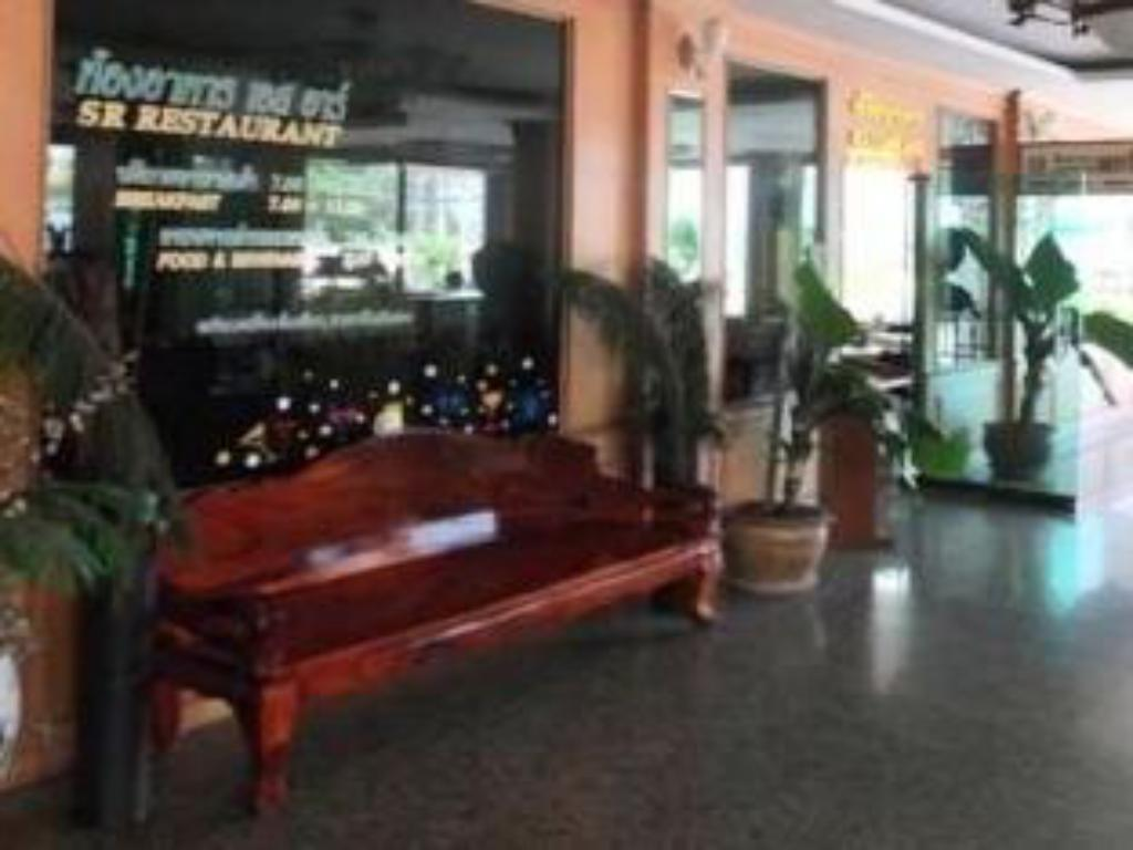 Interior view SR Hotel