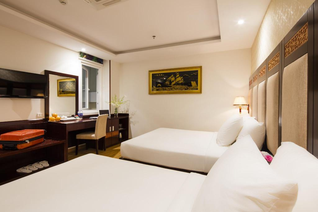 Standard No Window - Bed Galliot Hotel Nha Trang