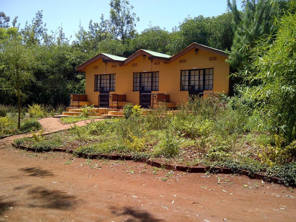 Octagon lodge Tanzania 45