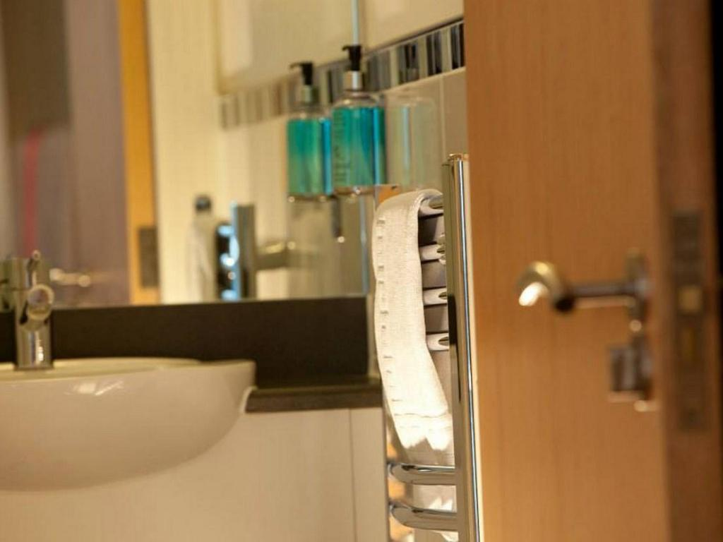 Salle de bain The Spires Serviced Suites Birmingham