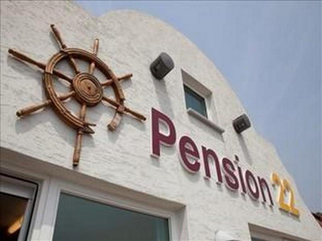 Exterior view 22 Pension