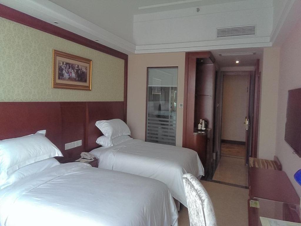 Das Vienna International Hotel Shanghai Hongqiao Hub Caoan Road Hop In Shanghai Buchen