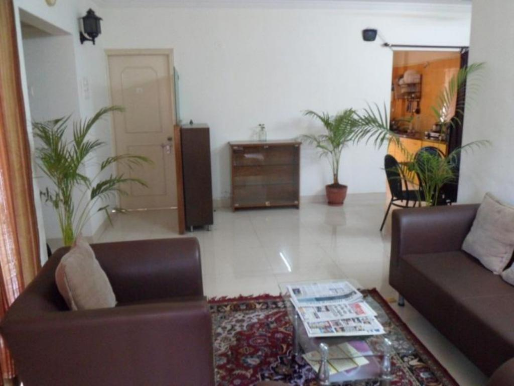 Interijer hotela Innovative Services Service Apartment - Aundh
