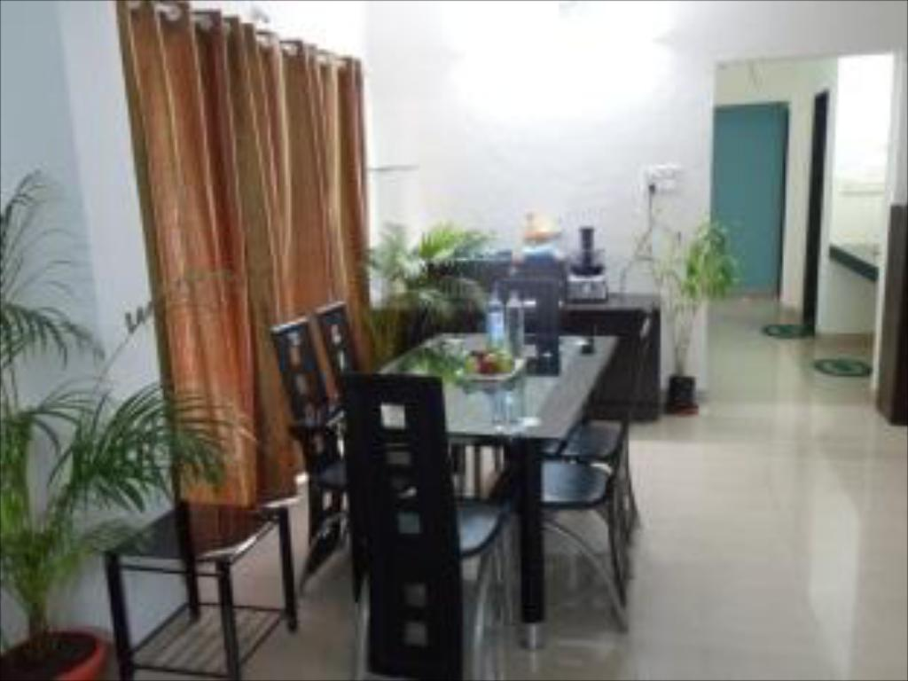 Pemandangan dalam Innovative Services Service Apartment - Aundh
