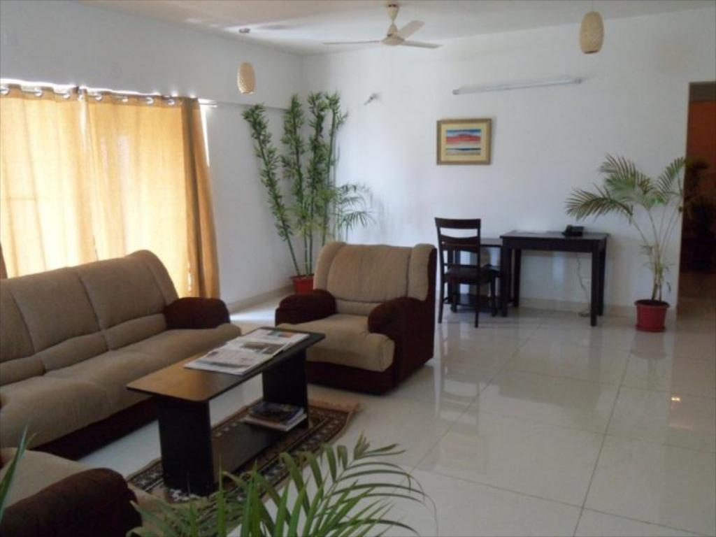 Lobby Innovative Services Service Apartment-Hinjewadi